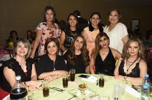 27052019 Fanny, Carmen, Sandra, Marisa, Mary, Paty, Maricela y Sandra.