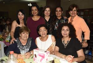 27052019 Anita, María Cristina, Irma, Pilar, Laura Cristina, Mary Carmen y Janette.