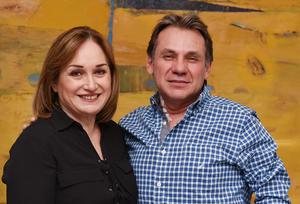 27052019 Seline y Jesús González.
