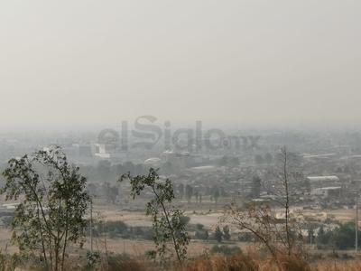 Durango sigue con mala calidad del aire