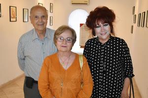 28052019 Alonso, Blanca Inés y Rosario.