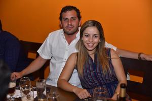 28052019 CENA MARIDAJE.  Gustavo y Ale.