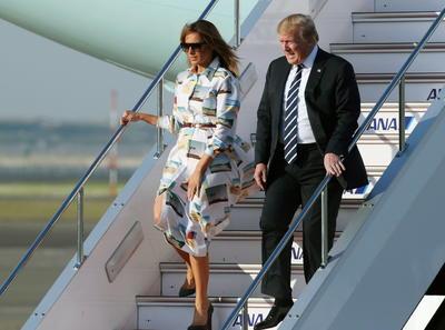 Realizó una visita de Estado de cuatro días a este país.
