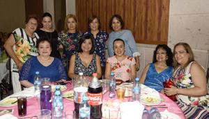 29052019 Genoveva, Rosa Elena, Anaí, Olivia, Dolores, Deisy, Laura, Mona, Reyna y Olimpia.