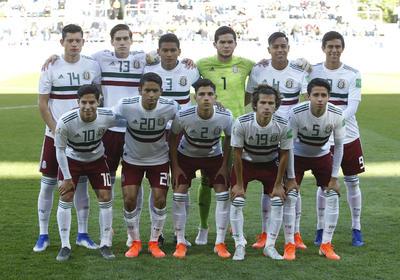 México está eliminado de la Copa Mundial Sub-20