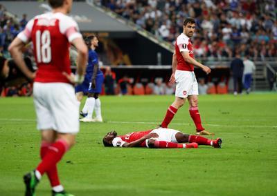 El Arsenal fue mejor en los primeros veinte minutos de partido, pero se vino abajo en la segunda parte y se quedó sin Liga de Campeones la próxima temporada.