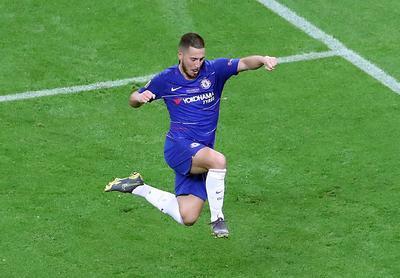 Hazard frustró cualquier esperanza de remontada con un cuarto gol en un contraataque de libro a los 72 minutos.