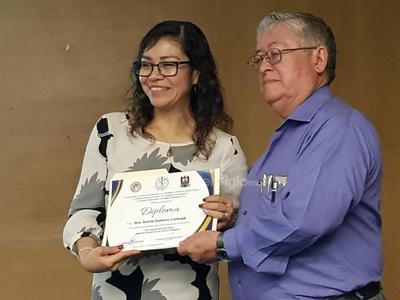Dra. María Belem Ramírez y Dr. Armando de Pablos Gómez
