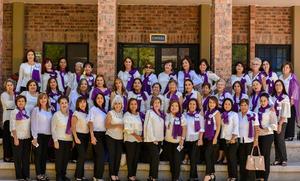 30052019 40 ANIVERSARIO.  Integrantes del CECAFF Torreón Acompañando la vida en las instalaciones del Centro Saulo.