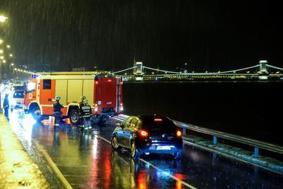 El hecho ocurrió a la altura de Budapest en la noche del miércoles.