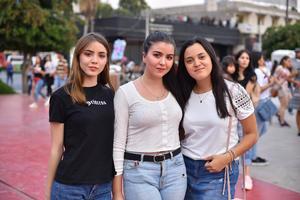 31052019 Jennifer, Fátima y Sofía.