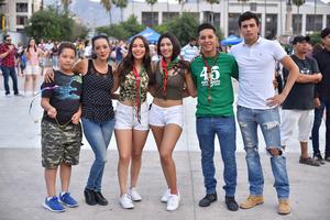 31052019 Roy, Ana, Aillyn, Mónica, Riqui y Mauro.