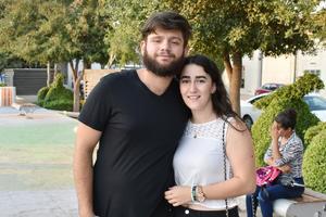 31052019 Andrés y Fernanda.