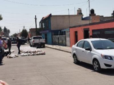 Los productos estaban dentro de una vivienda en la ciudad de Durango.