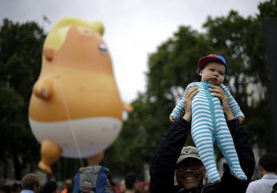 Los organizadores han denominado el evento como 'un carnaval de resistencia'.