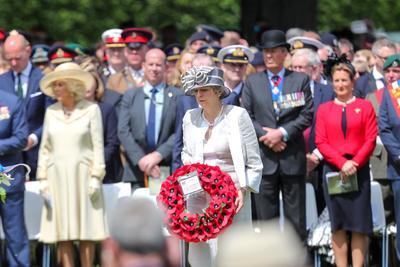 Se cumplen 75 años del desembarco de Normandía.