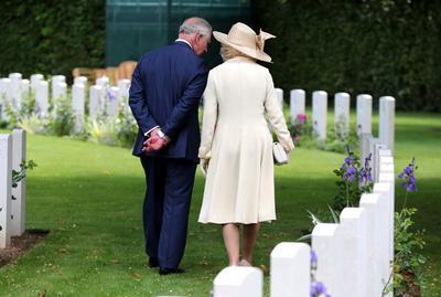 Rindieron homenaje a los veteranos.