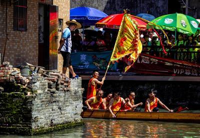 El país demostró cómo abraza sus tradiciones.