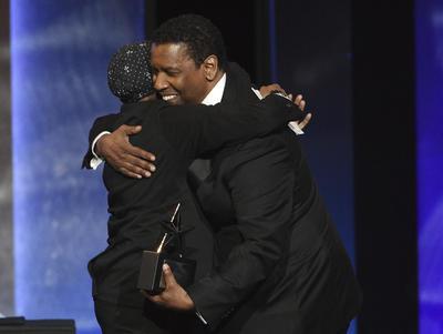 Denzel Washington recibe Premio AFI a la Trayectoria