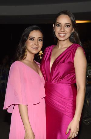 Marcela Mota y Samantha Valenzuela
