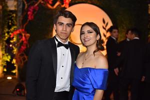 Rodrigo y Nicole
