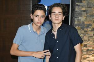 Bernardo y Pato