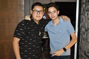 Carlos Omar y Bernardo