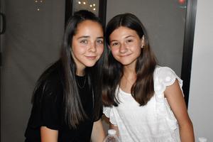 Natalia y Ana Laura