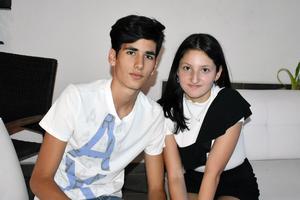 Rodrigo y Ketita