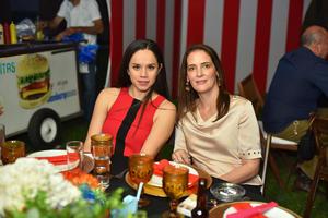 Celina y Nancy