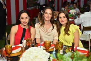 Celina, Nancy y Karla