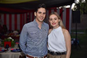 Rubén y Paulina