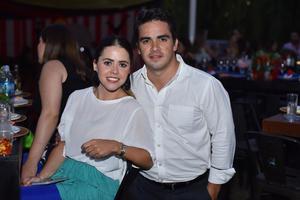 Silvina y Miguel