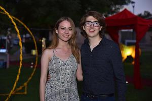 Ángela y Rodrigo