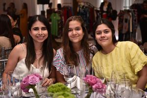 Marisol Silva, Adriana Meza e Ivana Frías