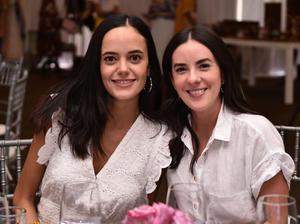 Mary Carmen y Daniela