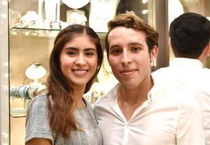 Jaqueline e Iván