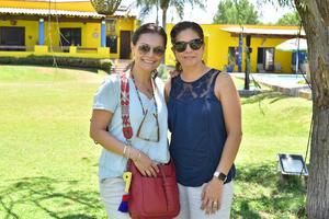 Pilar y Adriana