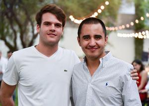Ignacio y Sebastián