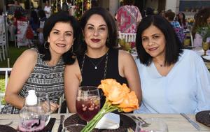 Cecy, Beatriz y Berenice