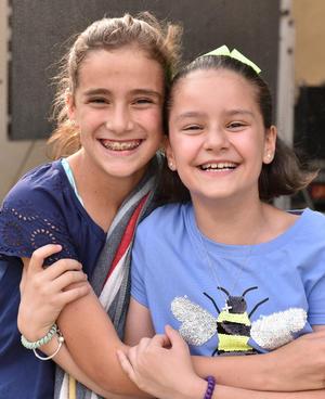 María Rebeca y María