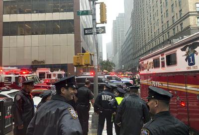 Manhattan se entristeció este inicio de semana por un lamentable accidente.