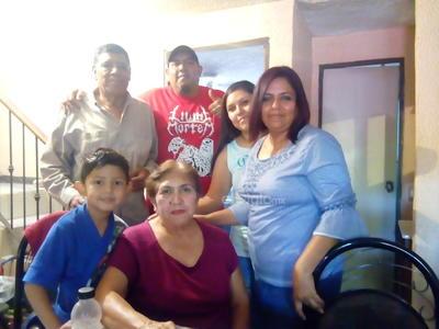 Familia Gómez.