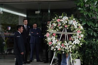 La actriz Edith González falleció el jueves 13 de junio a la edad de 54 años. Familiares y amigos acudieron a despedirla en su funeral en el Panteón Francés.