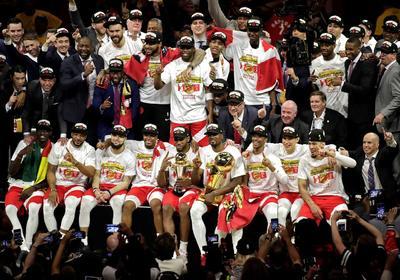 EEUU BALONCESTO NBA FINAL
