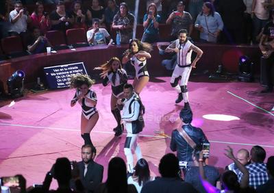 Lidia, Mariana, Ari, Óscar e incluso Érika se entregaron completamente a sus seguidores.