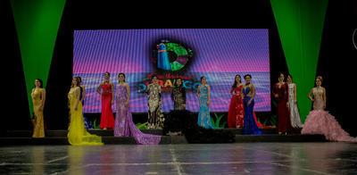 Raquel, reina de la FENADU 2019