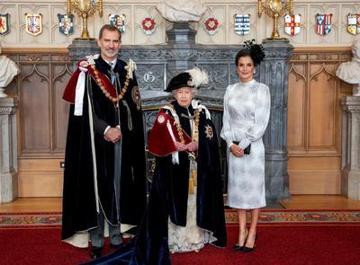 El rey Felipe VI de España cumplirá este miércoles cinco años en el trono.