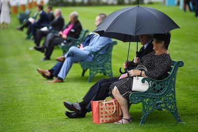 El Royal Ascot es el evento social más importante del mundo de la hípica en el país.