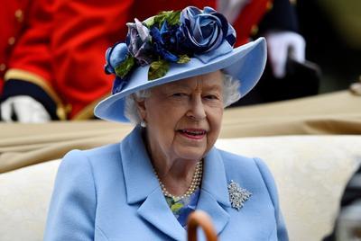 El evento contó con la presencia de la reina Isabel II.